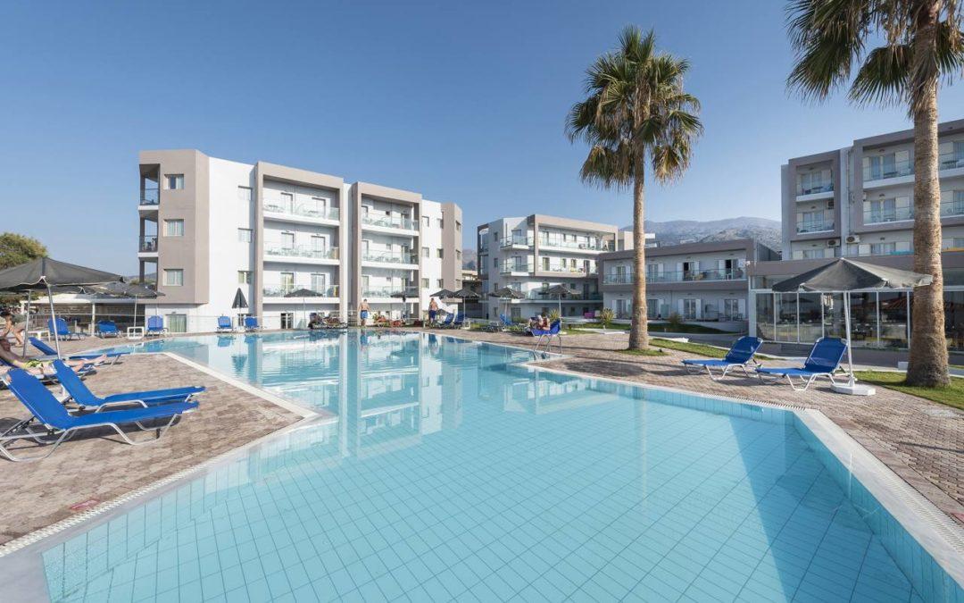 allsun übernimmt Hotel Carolina Mare in Malia auf Kreta