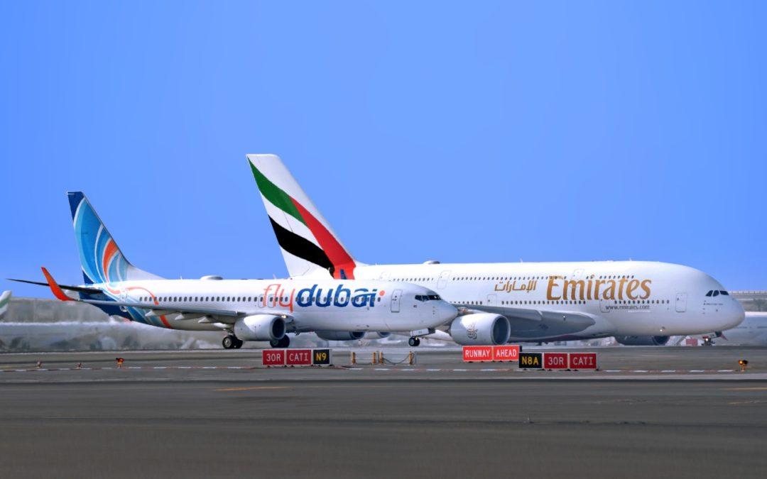 Emirates und flydubai bauen Codeshare-Destinationen aus