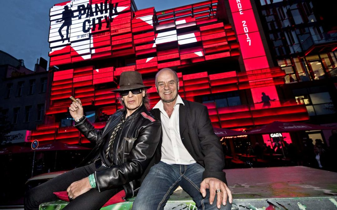"""Neue Hamburg Attraktion: """"Panik City – die Udo Lindenberg Experience"""""""