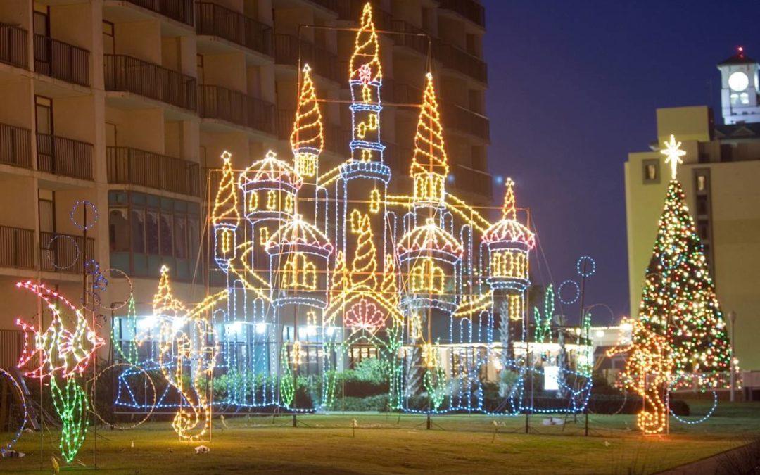 Vorweihnachtliche Events in Viginia Beach