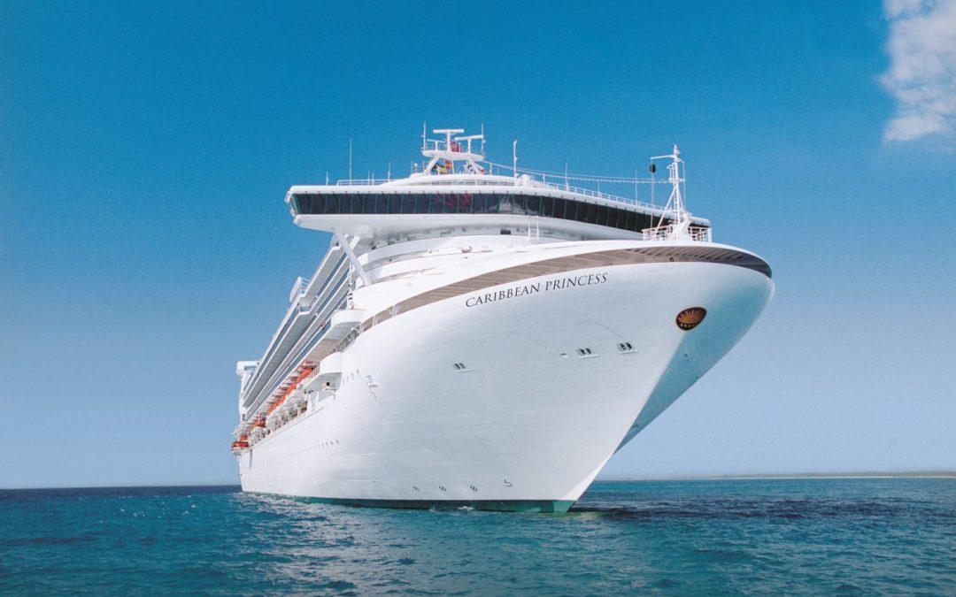 Caribbean Princess: erster Mega Cruiser durch den neuen Panamakanal