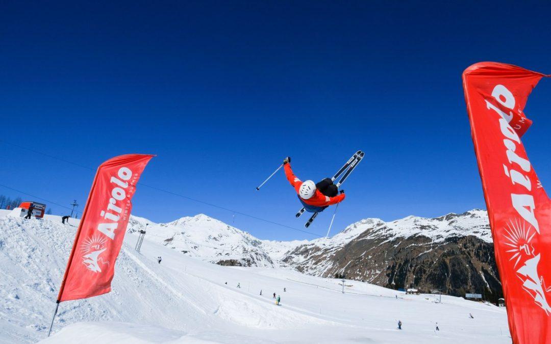 Ski-Freestyle World Cup 2018 im Tessiner Skigebiet Airolo