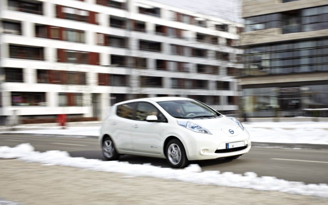 Elektroautos: höhere Reichweite im Winter durch Vorheizen