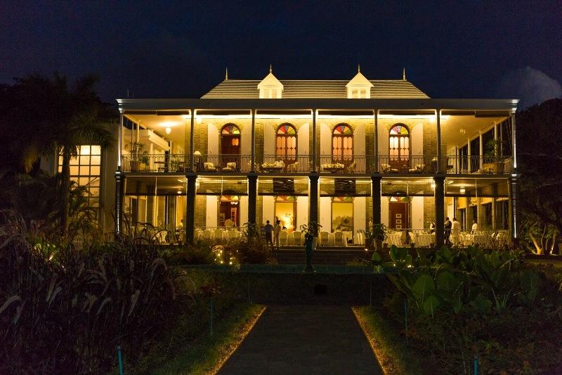 Mauritius: Heritage Le Château nach Renovierung wiedereröffnet