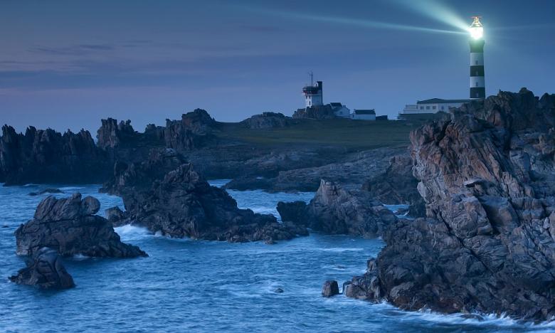Bretagne: Silvester auf der Leuchtturm-Insel Ouessant