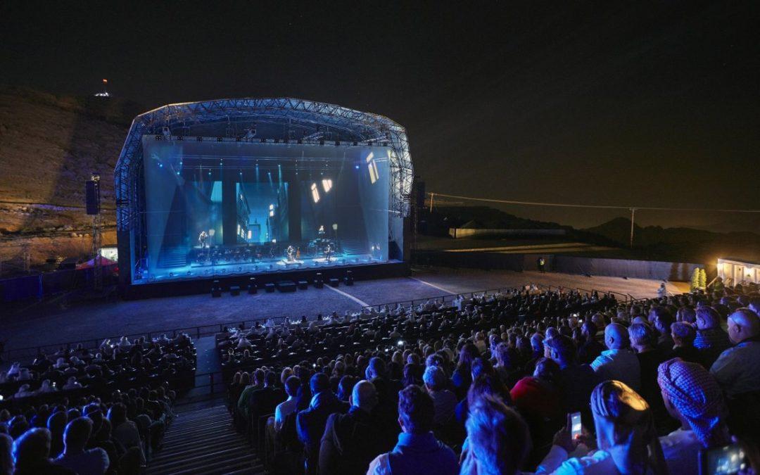Spektakuläre Vivaldianno Show in Ras Al Khaimah