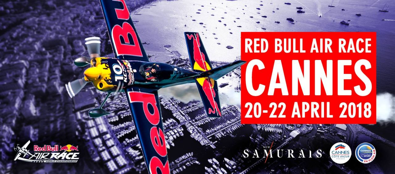 Red Bull Air Race 2018 Erstmals Auch In Cannes