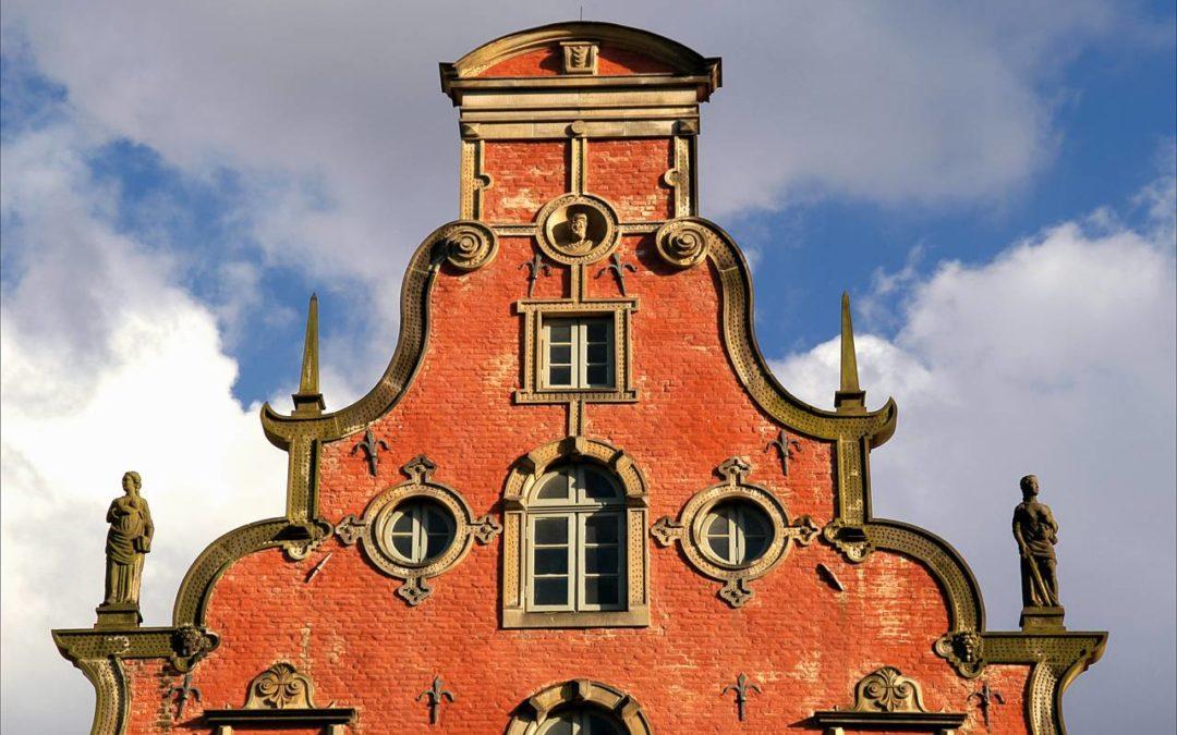 Stadtgeschichtliches Museum Wismar vor Eröffnung