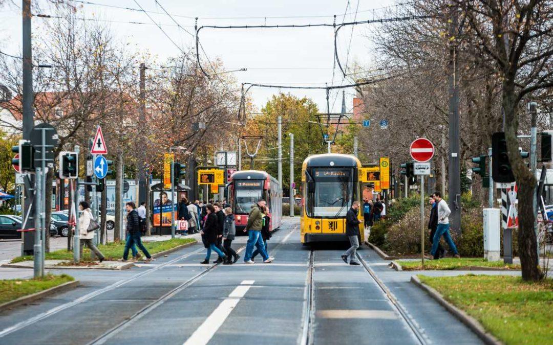 Große Unterschiede bei Zufriedenheit mit städtischer Mobilität