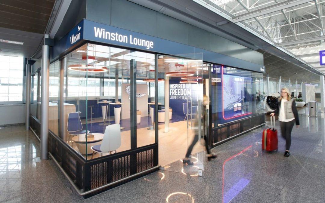 Zwei neue Raucher-Lounges am Frankfurter Flughafen