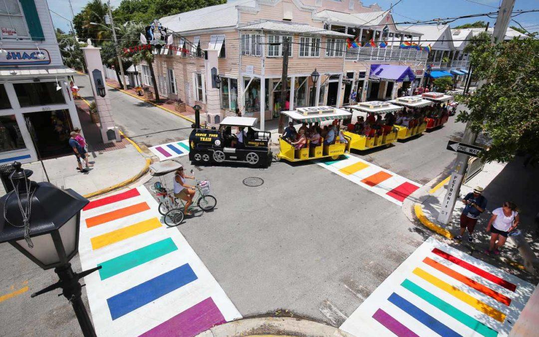 LGBT Visitor Center in Key West in neuen Räumlichkeiten