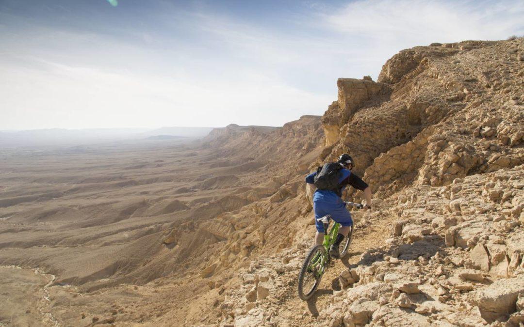 Mountainbiketouren auf dem Israel Bike Trail online planen