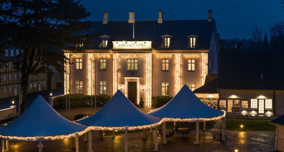 Bandholm Hotel auf Lolland ist bestes Luxushotel 2018