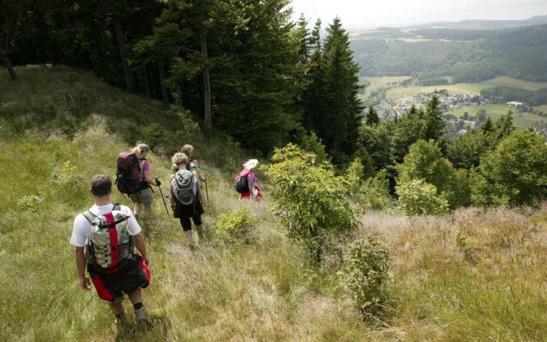 Extremwandern in Winterberg