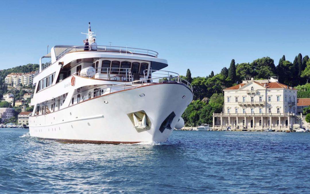FTI bietet Kreuzfahrt auf Luxusyacht vor Kroatiens Küste an