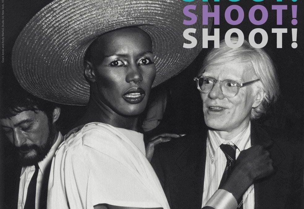 Fotografien von Ikonen der 1960er in der Ludwiggalerie