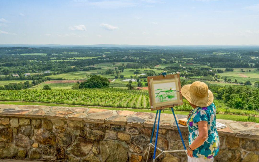 """Neuer """"Artisan Trail"""" führt zu Kunsthandwerkern Virginias"""
