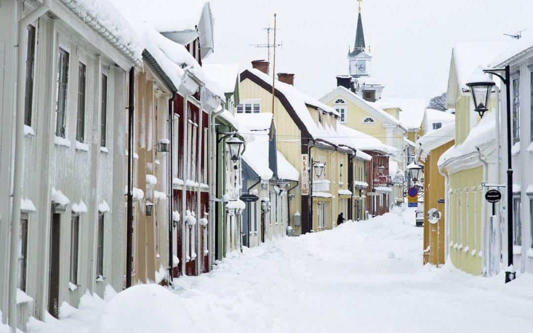 Vorweihnachtszeit im südschwedischen Småland