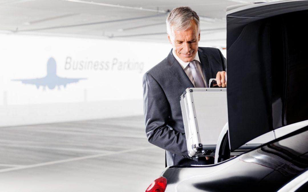 Business Parking am Flughafen Frankfurt jetzt im Voraus buchbar