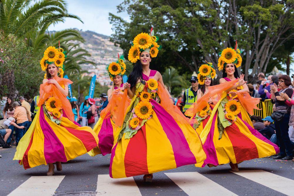 Olimar-Eventreise zum Blumenfest auf Madeira