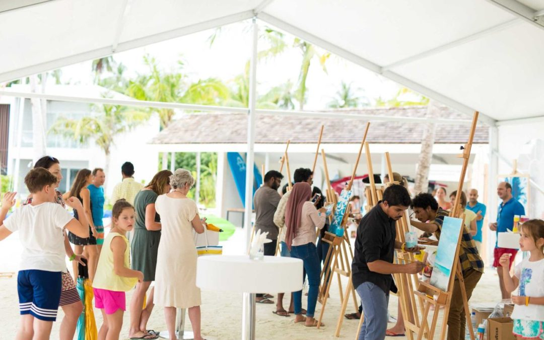 Kunst- und Kulturzentrum im Kandima Maldives