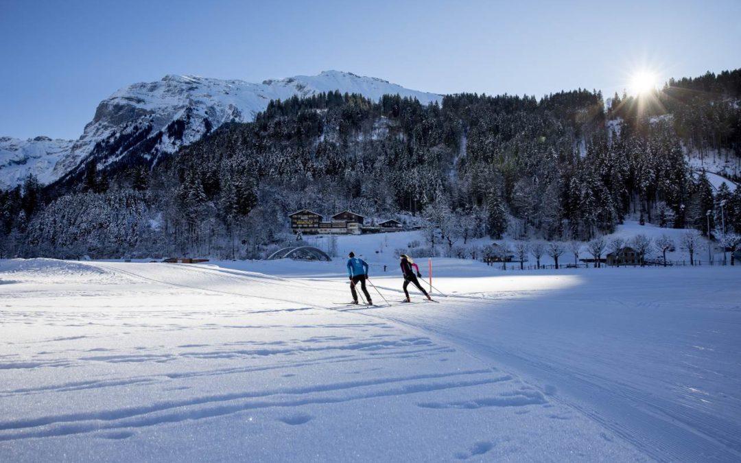 Erweitertes Loipennetz in Zentralschweizer Region Engelberg