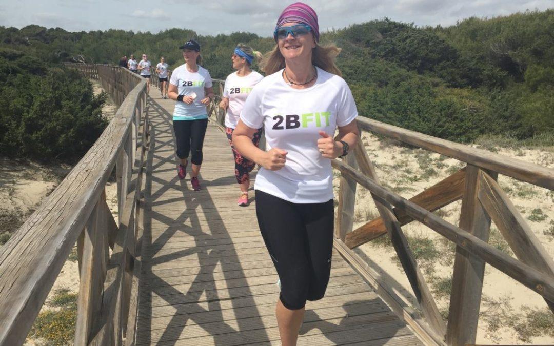 Laufcamps für Frauen auf Mallorca