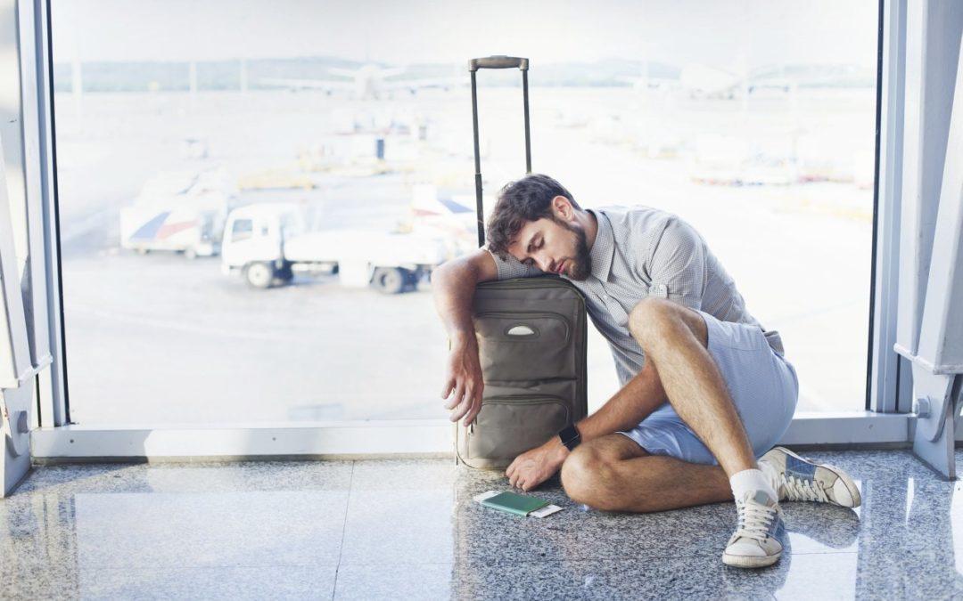 Täglich 60 Flugausfälle auf deutschen Flughäfen