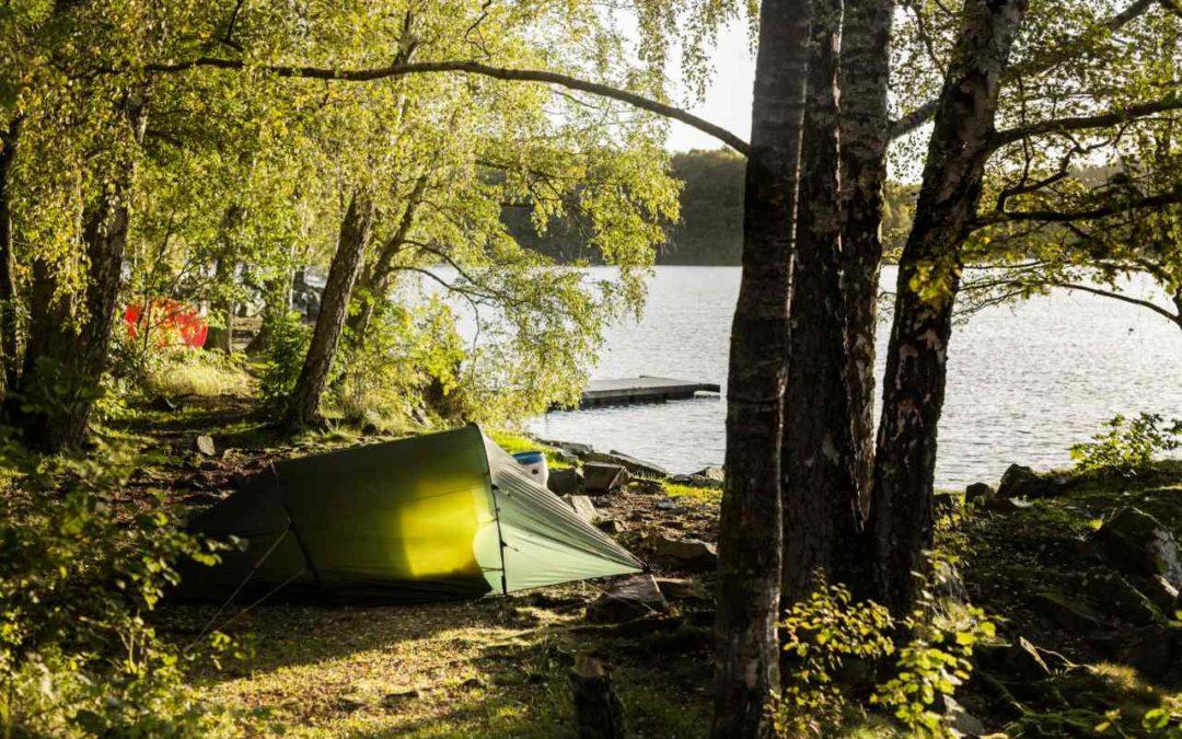 Schweden: Günstige Camping-Zehnerkarte für die Vor- und Nachsaison