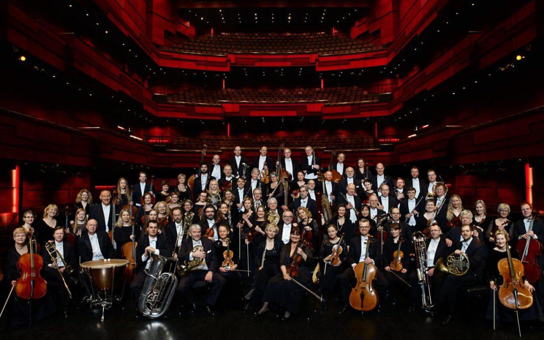 Iceland Symphony Orchestra führt zweiten Teil von Edda auf