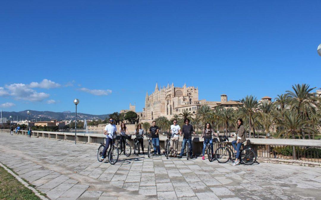 Geführte Bike-Touren durch Palma im Hotel Cort buchbar