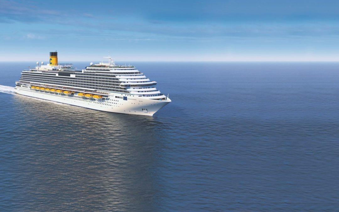 Buchungsstart für Costa Venezia-Jungfernfahrt von Italien nach Japan