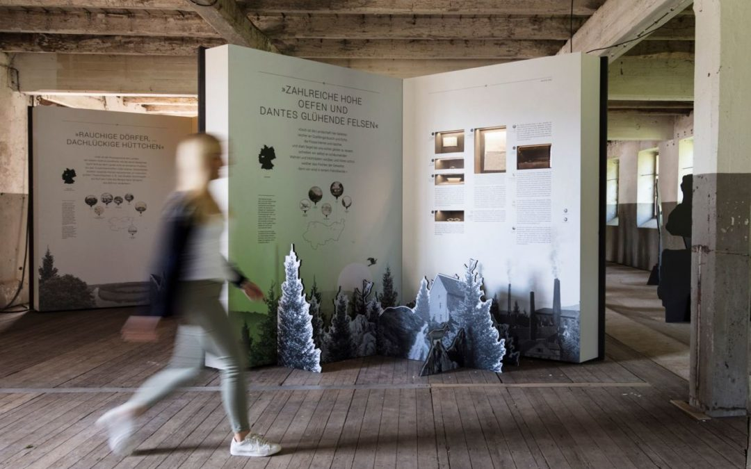 Droste-Hülshoff-Ausstellung gewinnt Design-Preis