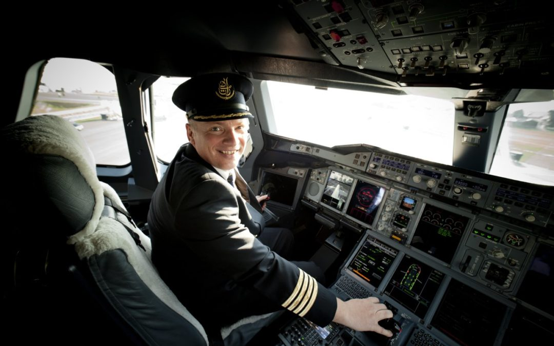Emirates auf Pilotensuche in Deutschland