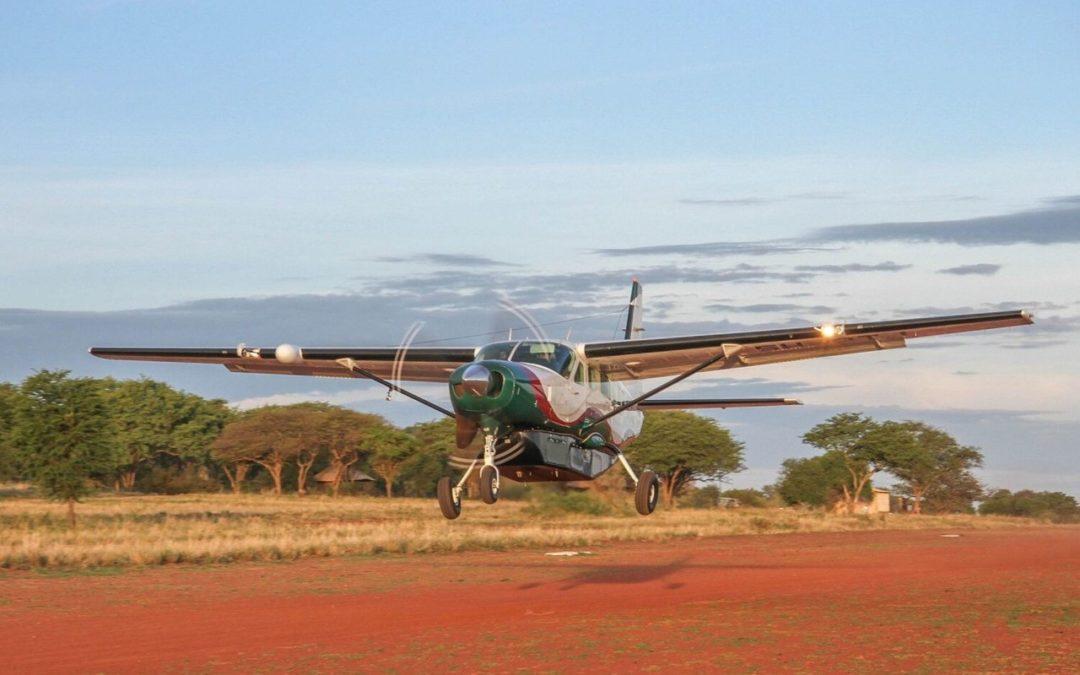 Neue Verbindungen ins Grumeti-Reservat in der tansanischen Serengeti