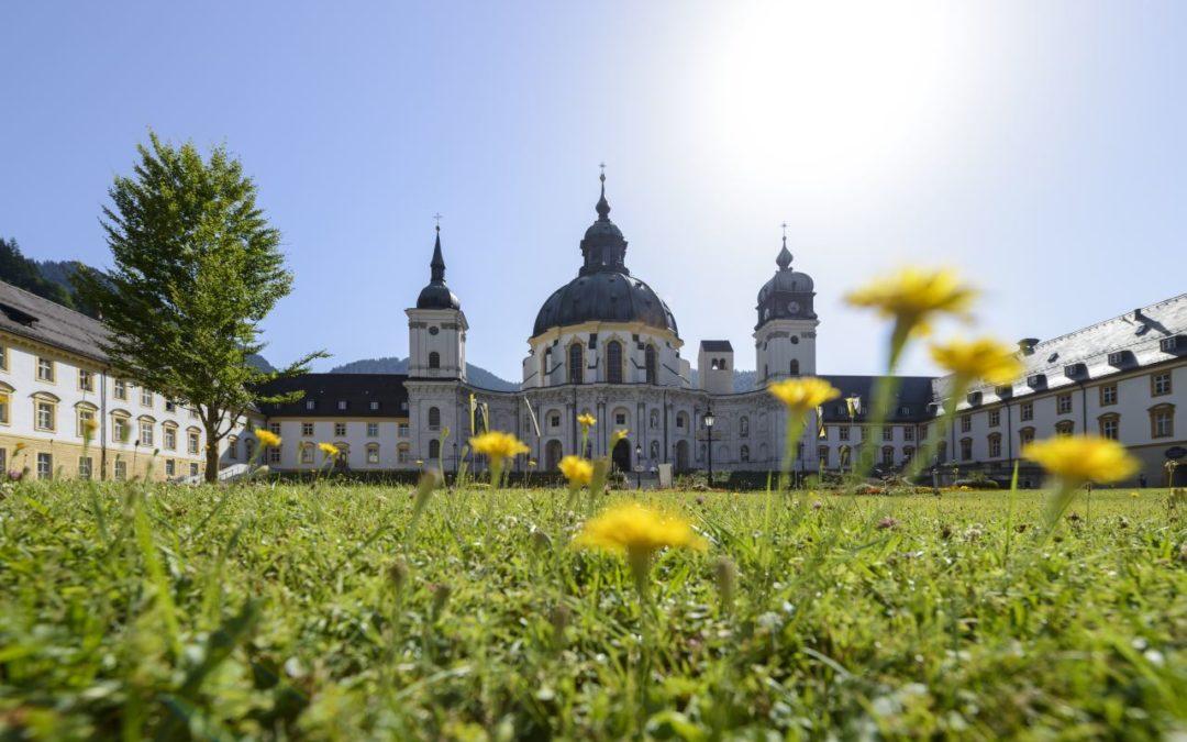 Bayerische Landesausstellung 2018 im Benediktinerkloster Ettal
