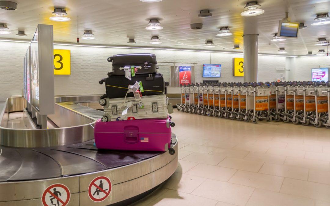 Koffer- und Fundsachenversteigerung am Flughafen Hannover