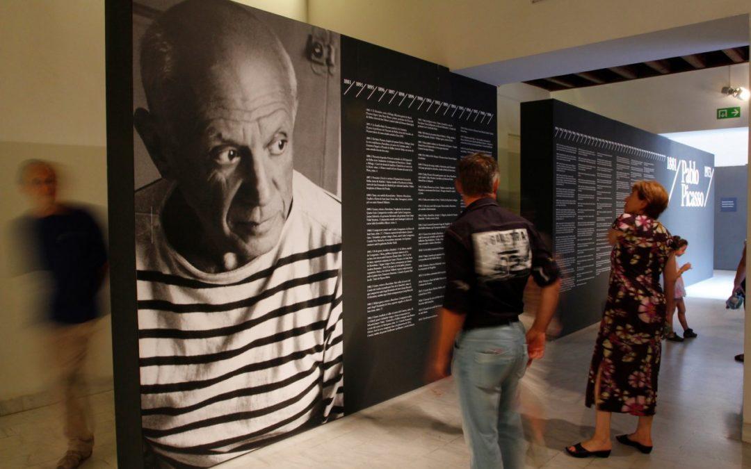 """Picasso-Ausstellung mit dem Leitmotiv """"Essen und Kochen"""""""