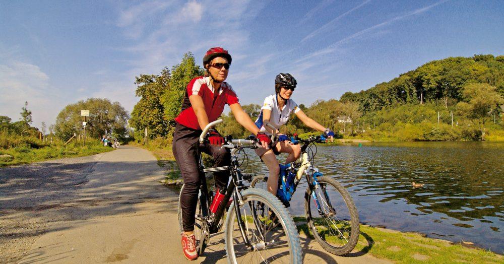 Vier Fernradwege in NRW gehören zu den beliebtesten in Deutschland