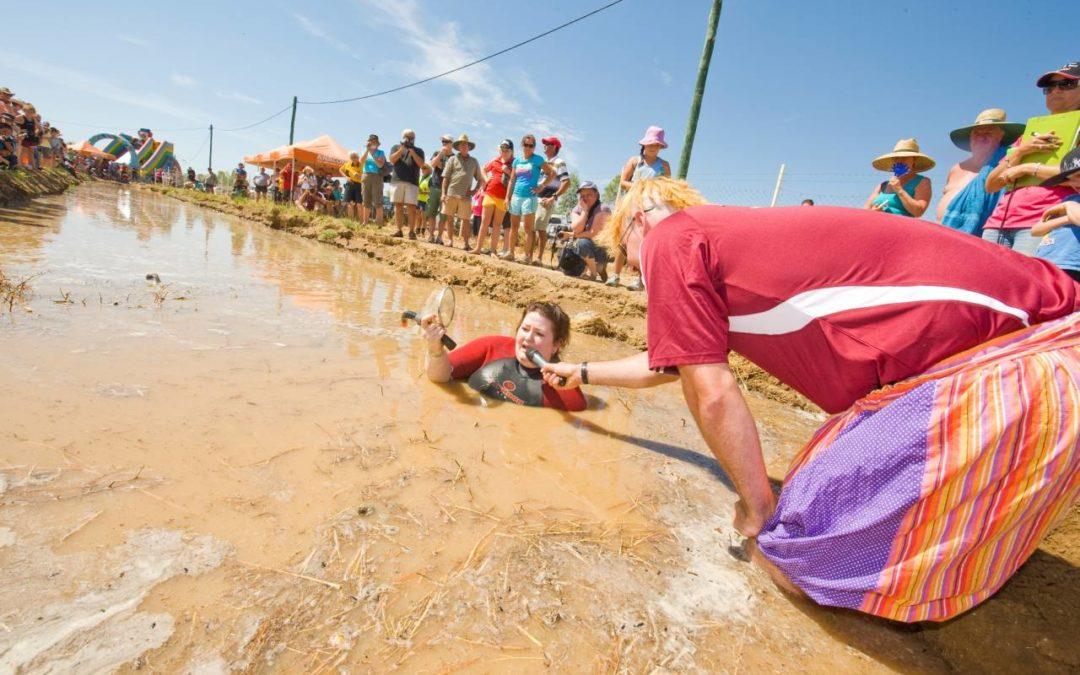 Kuriose Festivals im Outback von Queensland