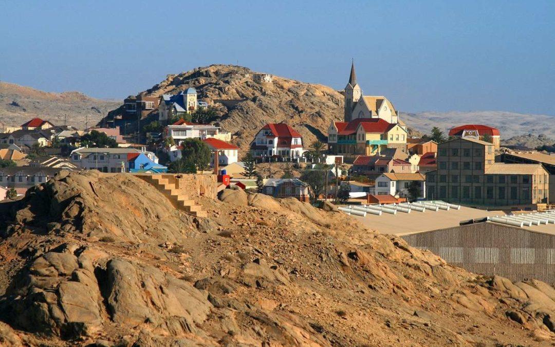 Günstige Namibia Inlandsflüge mit den Air Namibia Travel Passes