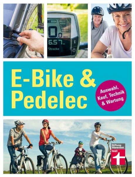 Kaufberatung für E-Bikes und Pedelecs von Stiftung Warentest