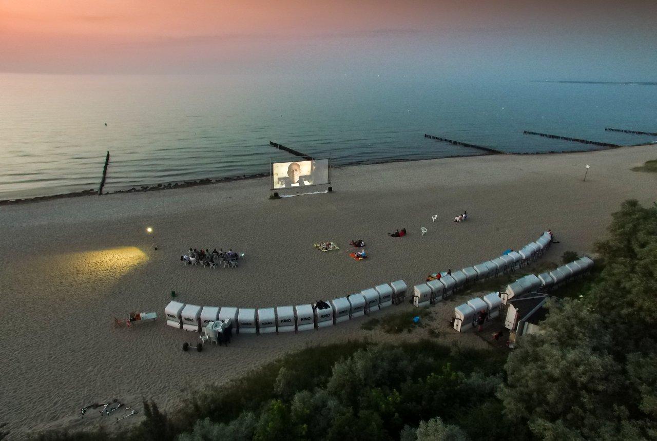Strandkorbkino Kühlungsborn Programm