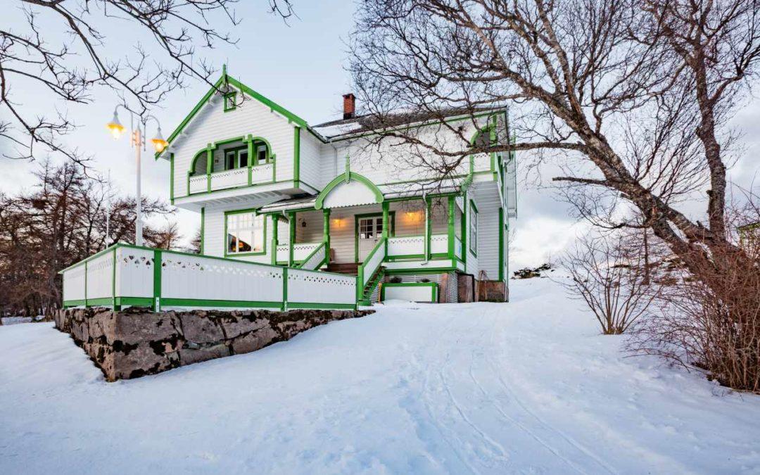Historische Hotels und Restaurants Norwegens 2018 mit sechs Zugängen