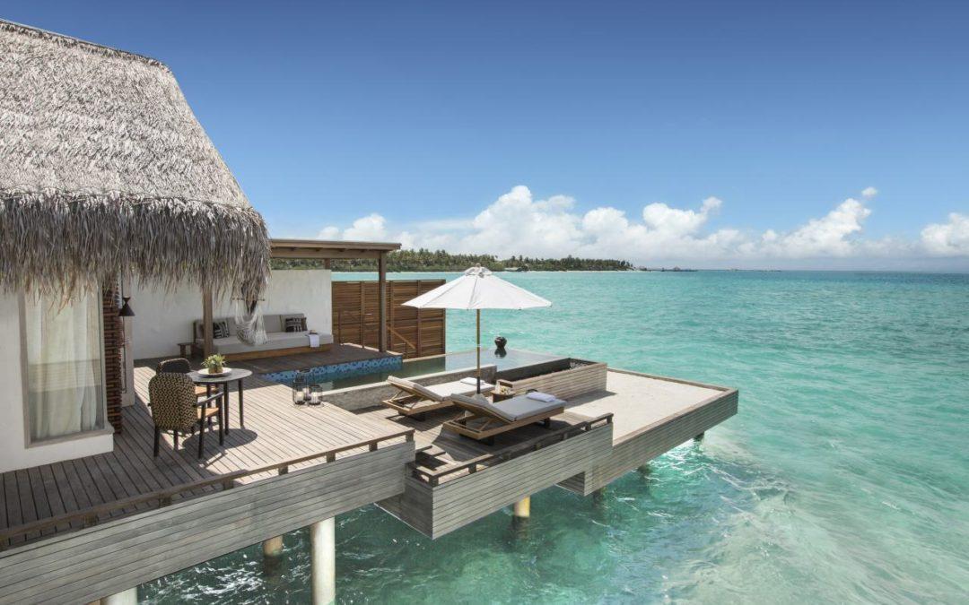 Erstes Fairmont Resort auf den Malediven