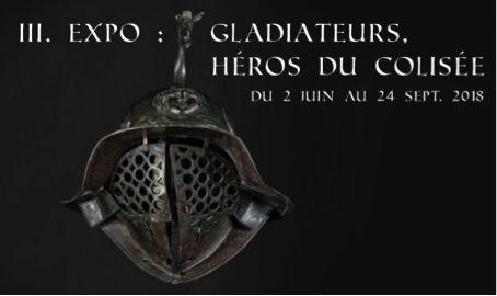 Helden der Antike im Musée de la Romanité