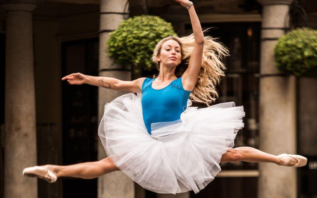 Ballerina gibt Ballett-Workshops im Shangri-La's Villingili Resort