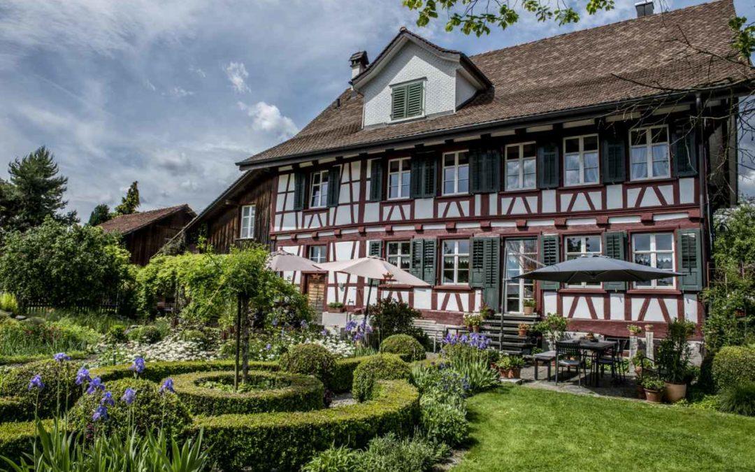 Neue Bauerngarten-Route im Thurgau