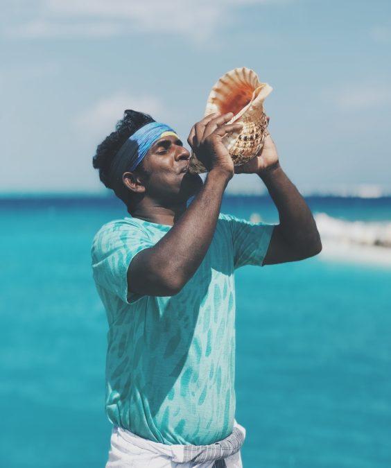 Maledivische Traditionen für Urlaubsgäste im Fushifaru Maldives