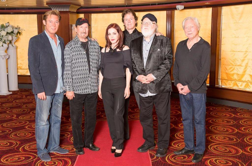 Rock 'n' Roll-Kreuzfahrt mit Priscilla Presley auf der Norwegian Epic